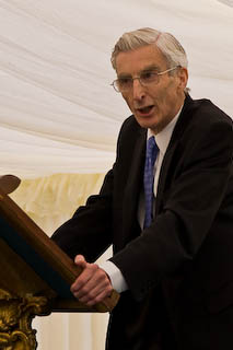 Lord Rees of Ludlow. Photo: Adam Middleton.