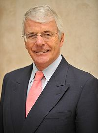 The Rt Hon Sir John Major